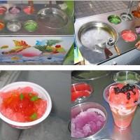 炒冰机厂家   炒冰机用途   炒冰机价钱