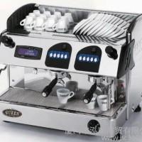 QUEEN 皇后意式双头半自动咖啡机总代理