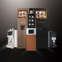 技诺 **咖啡机 现泡奶茶机 咖啡机品牌