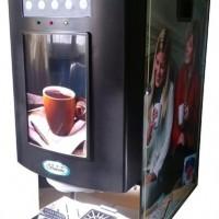 供应健怡柠咖啡奶茶机一体机全自动咖啡奶茶机
