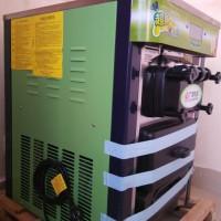 Donper/东贝冰淇淋机枣庄台式冰淇淋机器_枣庄新款软质冰淇淋机器价格