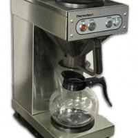 全自动滴滤式咖啡机奶茶机自动上水咖茶机商用咖啡机大容量