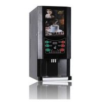 奶茶咖啡饮料机 斯麦龙F302办公家用冷热饮料机奶茶机非投币速溶全自动咖啡机商用