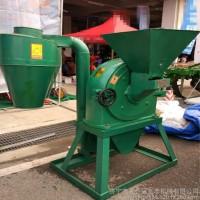 立式药材加工磨粉机 干湿大米打浆机 高产量自吸式五谷杂粮磨面机