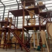 猪饲料生产线 鸡饲料生产线 鱼饲料生产线 全自动大型饲料生产线