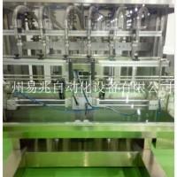 易兆YZ-G2 伺服灌装机液体灌装机膏体灌装机水剂灌装机