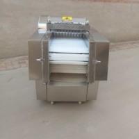 瑞民出售二手冻肉切块机 全自动切块机 鲜肉冻肉切块机
