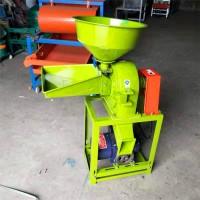 自吸式饲料粉碎机 大产量干湿两用磨浆机 密封好电动磨粉机