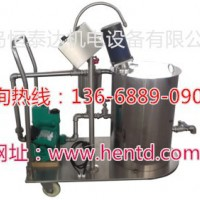恒泰达自吸循环式配浆机ZXP-30LZXP-30L型生产厂家
