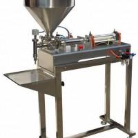 膏体灌装机 **灌装机 化妆品灌装机 定量灌装机 高精度膏液两用灌装机