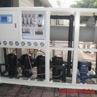 供应多机头冰水机组,制冷设备