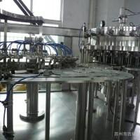 三合一灌装机     含气饮料灌装机    饮料灌装机