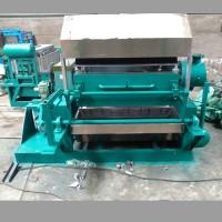 供应 锐通机械  4*8双涡轮蛋托机 功率100KW 产量4000/h 蛋托机