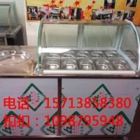 冰粥机_炒酸奶机_炒酸奶机冰粥机组合车**