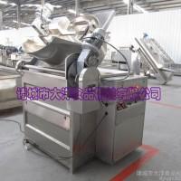 DYZ系列大型自动出料油炸锅,控温油炸设备,电炸锅