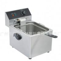 FRYKING 电炸炉 财智厨房设备 LS-4L电炸锅 油炸