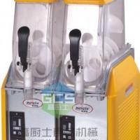 商用双缸雪融机 电动摇滚式冷饮机 雪泥机 沙冰机 雪粒机