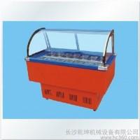 供应志鹏10格豪华型10格冰粥柜雪糕机 冰柜