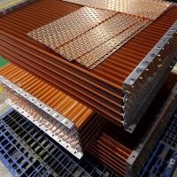 铜箔换热器  制冷设备换热器  翅片式换热器  空调换热器