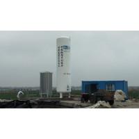安泰科山东二氧化碳气站专家 20立方低温二氧化碳储罐  50立方二氧化碳储罐