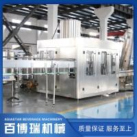 ASCE119-RFCH-18-12-18-6百博瑞混合型果汁果肉灌装机饮料生产线