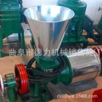 高粱磨面机图片 干湿豆类磨浆机 节能型小面玉米打面粉机