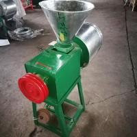 锥形磨头干湿两用磨面磨糊机 新型豆类米类自动磨浆设备