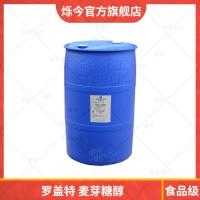 麦芽糖醇 氢化麦芽糖 罗盖特食品级麦芽糖醇液 275KG/桶