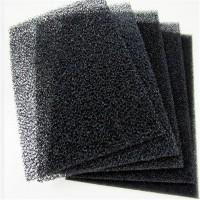 **活性炭过滤棉蜂窝状海绵体过滤网棉纤维光触冷触媒除甲醛异味