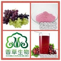 葡萄浓缩汁粉供应 葡萄鲜汁 原浆批发 紫葡萄果粉 青葡萄汁粉价格