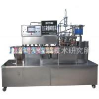 自立袋果汁机自立袋果冻机自立袋灌装旋盖机直销价格低廉