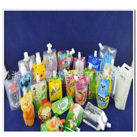 【新品】果汁/果冻吸嘴袋/儿童吸嘴饮料包装袋/
