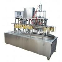 新型生产自立袋果汁灌装机,自立袋豆浆灌装机,自立袋果冻灌装机