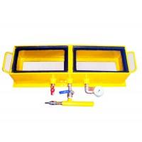 君畅JCT-10B 罐底焊缝检测盒直焊缝泄漏检测盒焊缝真空检测箱