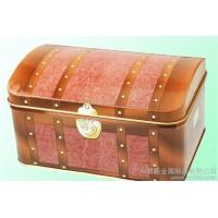 定制马口铁罐 方形八宝箱定制 创意礼品盒 NC2390
