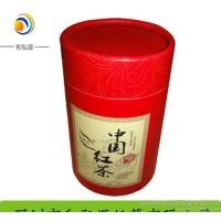茶叶纸罐印刷定制 包装纸箱圆筒纸盒 圆筒盒可印刷LOGO定制