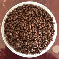 雄县亿阔 色母粒生产厂家 注塑吹塑 咖啡母粒 食品包装专用色种 咖啡色母