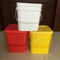 隙之  12L塑料包装桶
