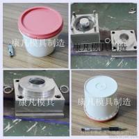 塑料食品罐子模具 食品桶模具, 2升塑料包装容器 塑料包装桶模具