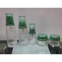 蒙砂玻璃瓶,化妆品包装容器,玻璃瓶批发,玻璃包装容器,化妆品包装厂,乳液瓶,套装瓶,护肤品瓶子,玻璃瓶包材, Y97