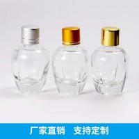 形香水瓶 普料玻璃香水瓶 玻璃包装容器可印logo直销定制 玻璃瓶