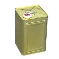厂家批发18-20L方形马口铁桶 汽油桶闭口加厚铁皮化工金属包装桶