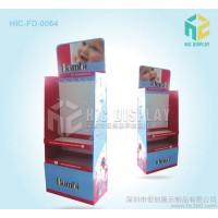 厂家专业生产魔法玩具促销用纸展示陈列货架|高清印刷工艺纸堆头
