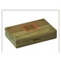 感恩金贵金属包装木盒 100g金币包装盒 香樟木木质金币盒批