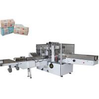 精诺机械 JN-SW300 卫生纸包装生产线 全自动软抽三维包装机
