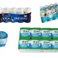 太阳 果奶包装机热收缩外包装等