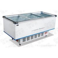 1.8米便利店小岛柜/冰淇淋柜展示柜/汤圆、饺子冷冻柜/超市冷柜