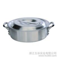 其他锅具/汤桶类   铝制汤锅矮锅系列