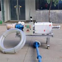 佳鑫水冲粪尿泡粪处理机 水切型固液分离机 养殖场用粪类固液分离设备