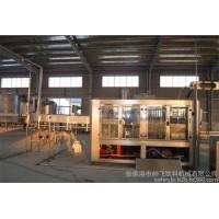 张家港饮料灌装机厂家 三合一饮料灌装设备 果汁饮料灌装机